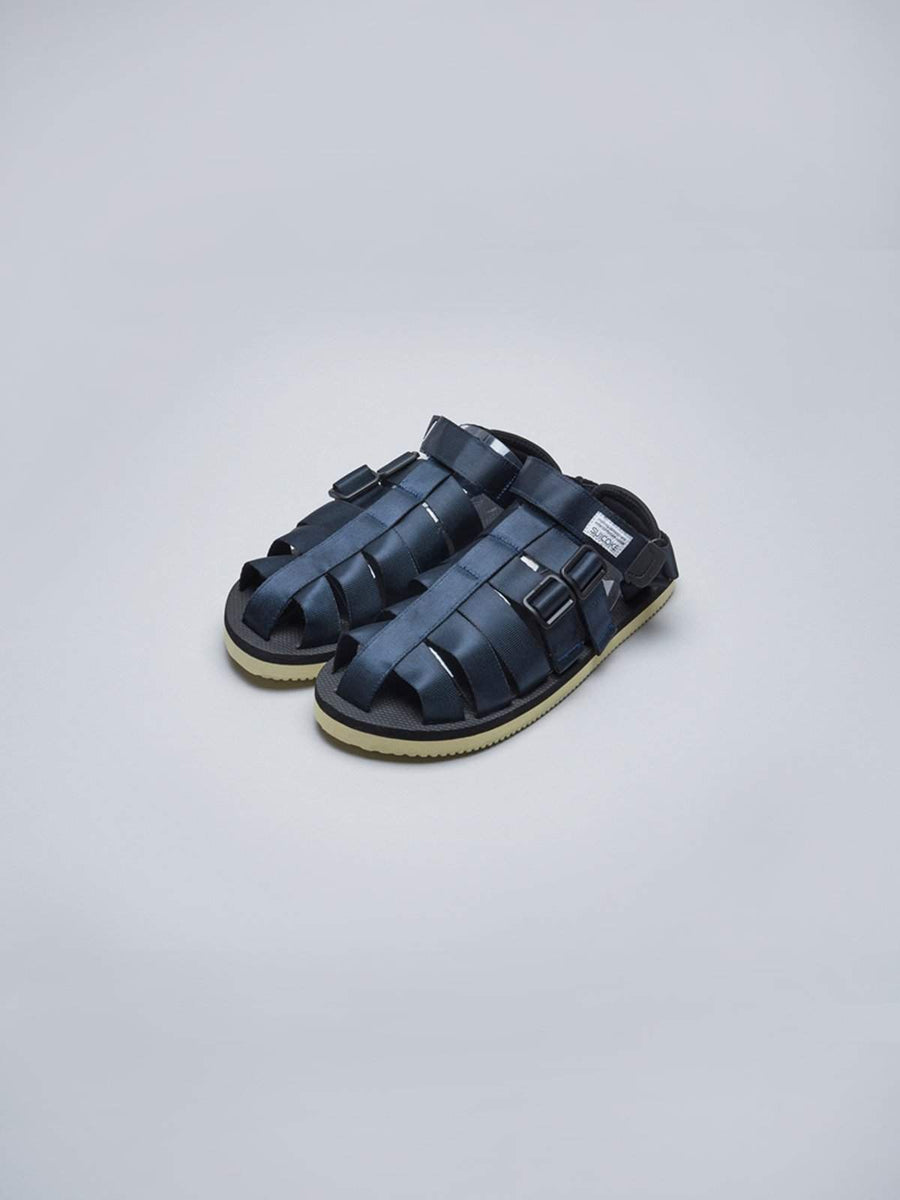 Suicoke SHACO Navy - MORE by Morello