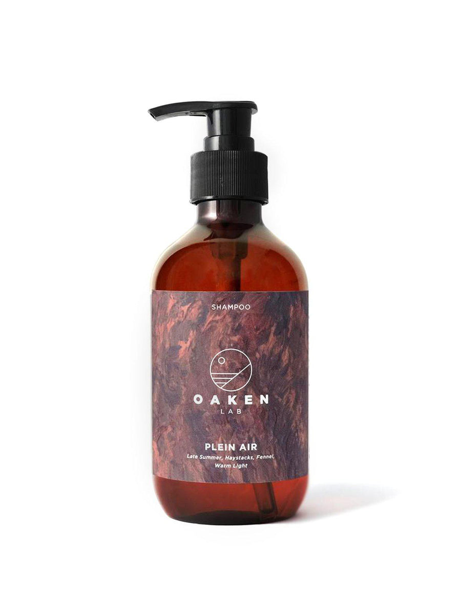 Oaken Lab Shampoo Plein Air 300ml - MORE by Morello Indonesia
