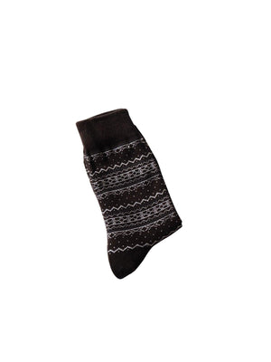 Sinau Socks Kukuh Black - MORE by Morello