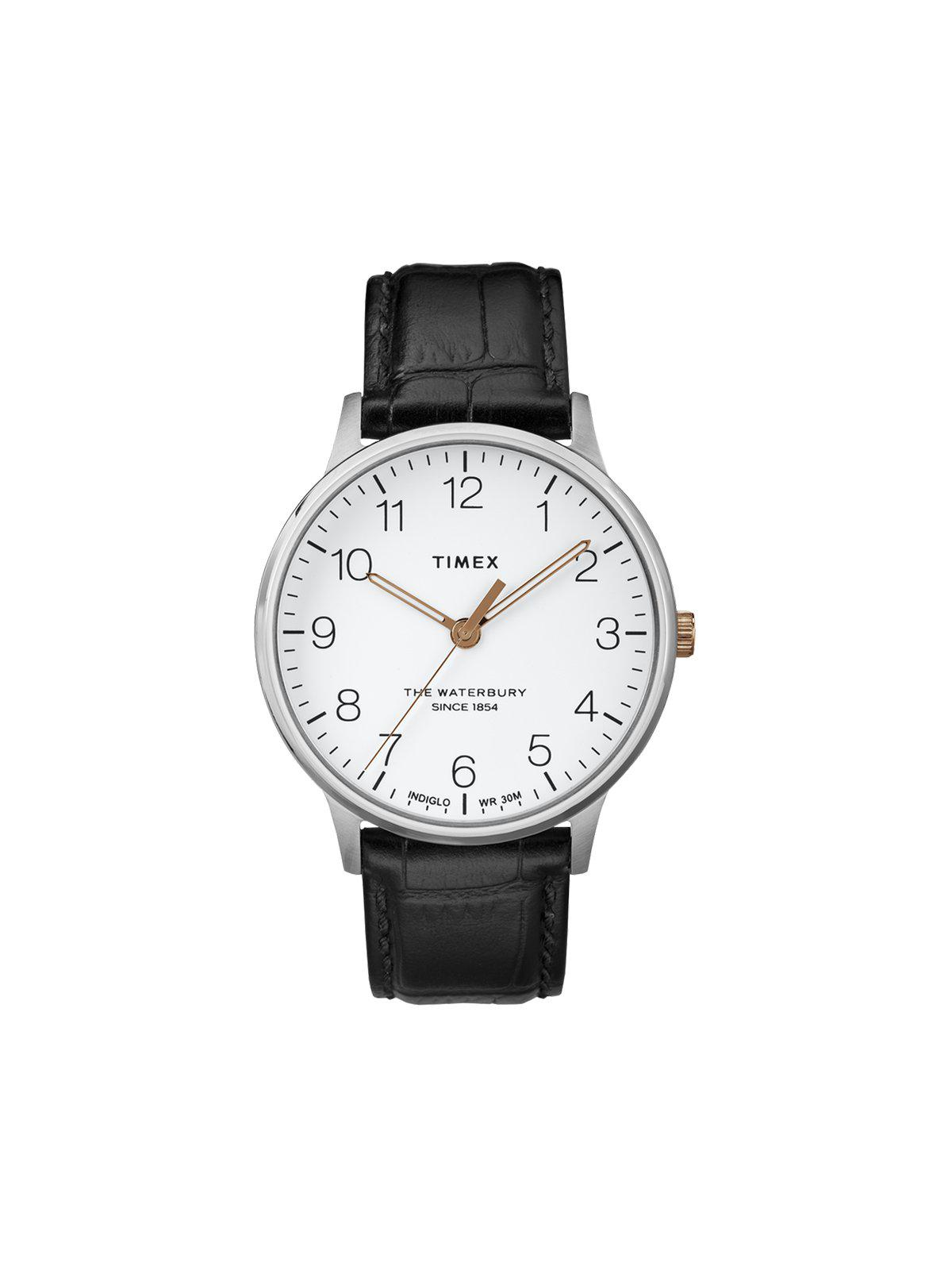 9a1efd48d Timex The Waterbury TW2R71300 40mm - MORE by Morello Indonesia