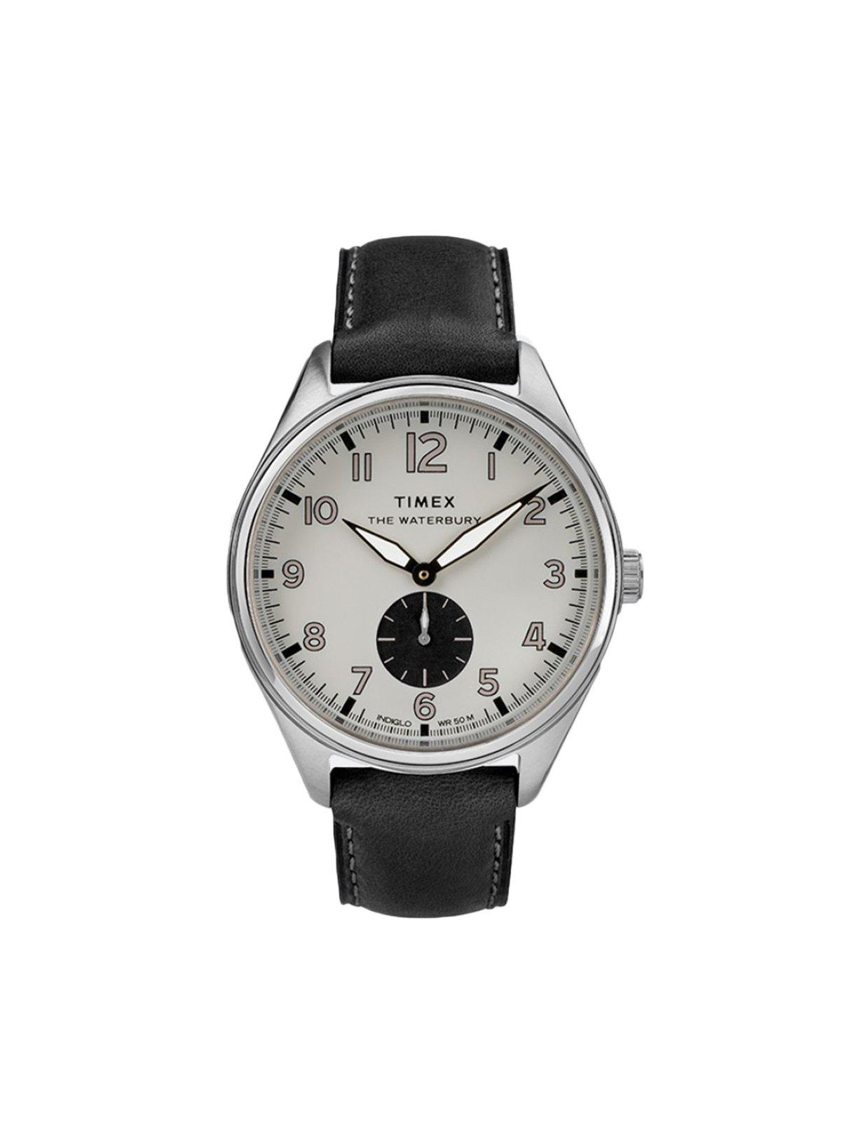 c07083485 Timex The Waterbury TW2R88900 42mm - MORE by Morello Indonesia