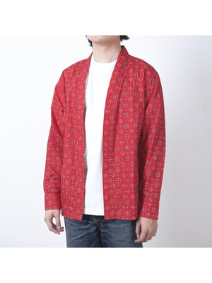 Qutn Throw On Red Bandana - MORE by Morello Indonesia