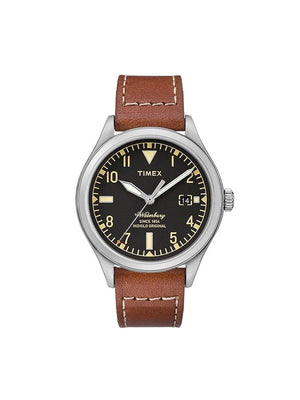 Timex x Red Wing Waterbury TW2P84600 38mm-Watches-Timex-MORE by Morello