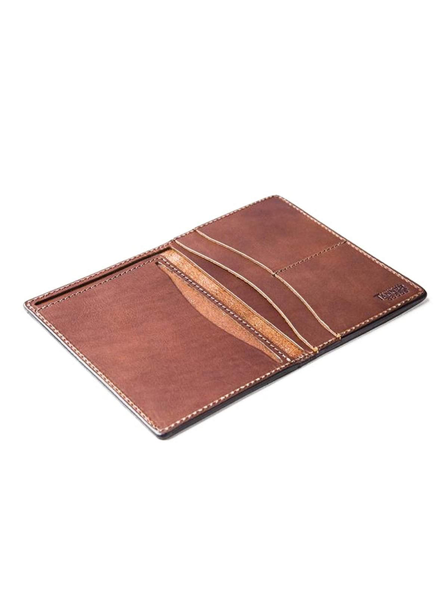 Tanner Goods Travel Wallet Cognac-Wallets-Tanner Goods-MORE by Morello
