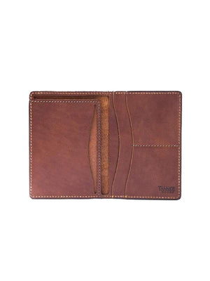 Tanner Goods Travel Wallet Cognac - MORE by Morello Indonesia