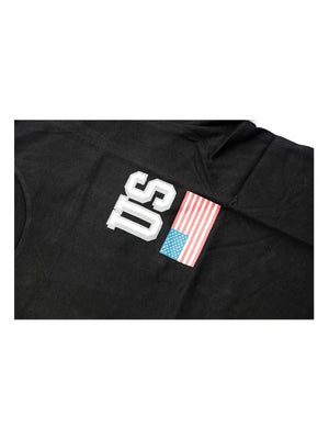 US Comp4ny Souvernir Tshirt Tees Black-Tees-US Comp4ny-MORE by Morello