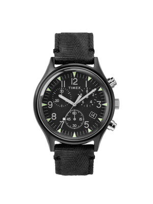 Timex MK1 Steel Chrono TW2R68700 42mm - MORE by Morello - Indonesia
