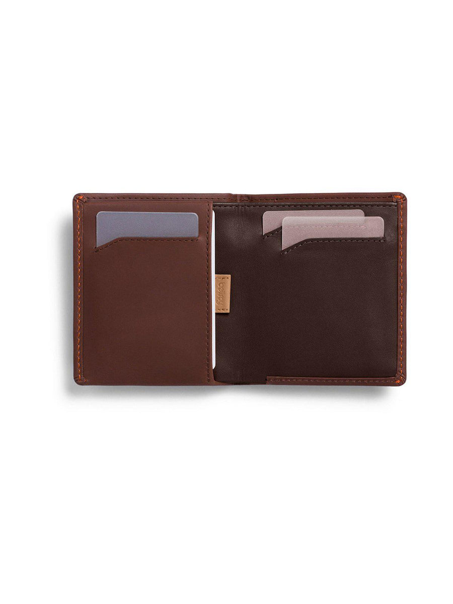 Bellroy Note Sleeve Wallet Cocoa - MORE by Morello - Indonesia