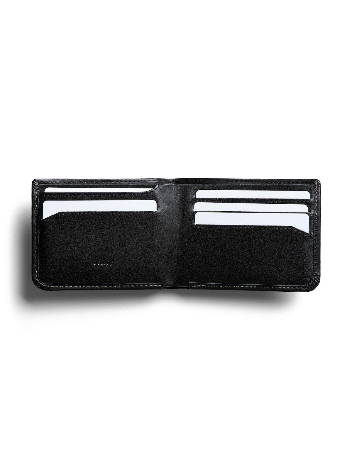 Bellroy Hide and Seek Wallet Black RFID - MORE by Morello Indonesia
