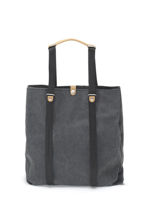 Qwstion Shopper Washed Black - MORE by Morello Indonesia