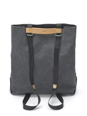Qwstion Shopper Washed Black - MORE by Morello - Indonesia