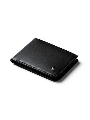 Bellroy Hide and Seek Wallet Black RFID with GIFT BOX - MORE by Morello - Indonesia