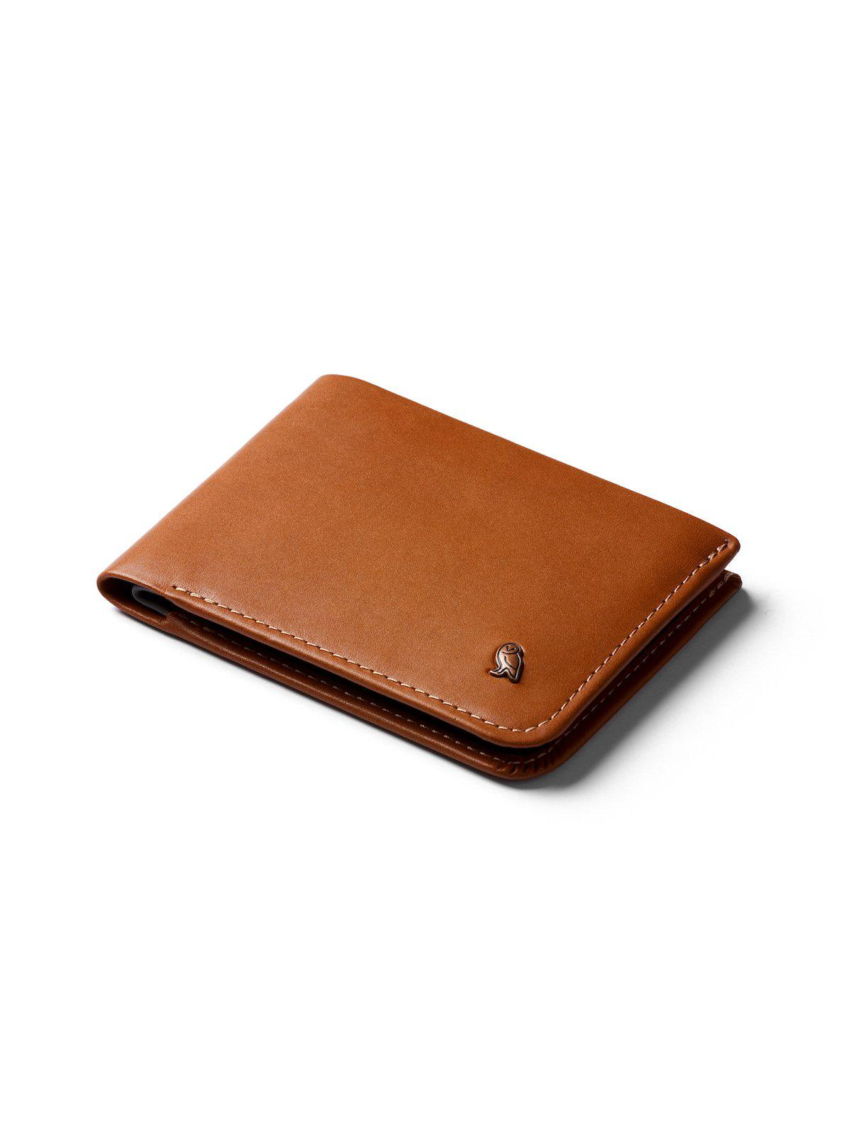Bellroy Hide and Seek Wallet Caramel RFID - MORE by Morello Indonesia