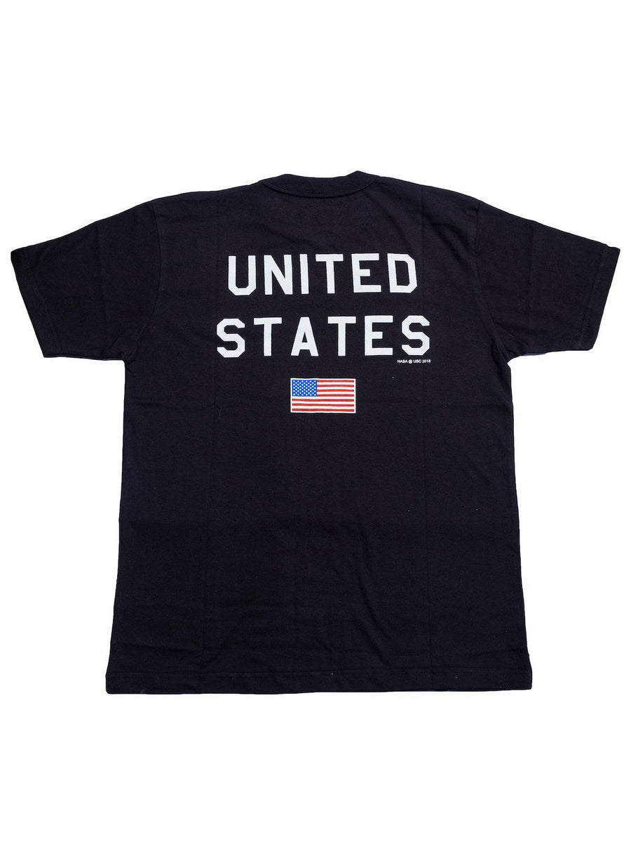 US Comp4ny NASA Tees Black - MORE by Morello - Indonesia