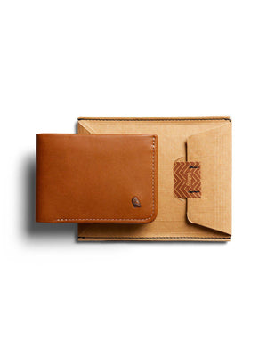 Bellroy Hide and Seek Wallet Caramel RFID - MORE by Morello - Indonesia