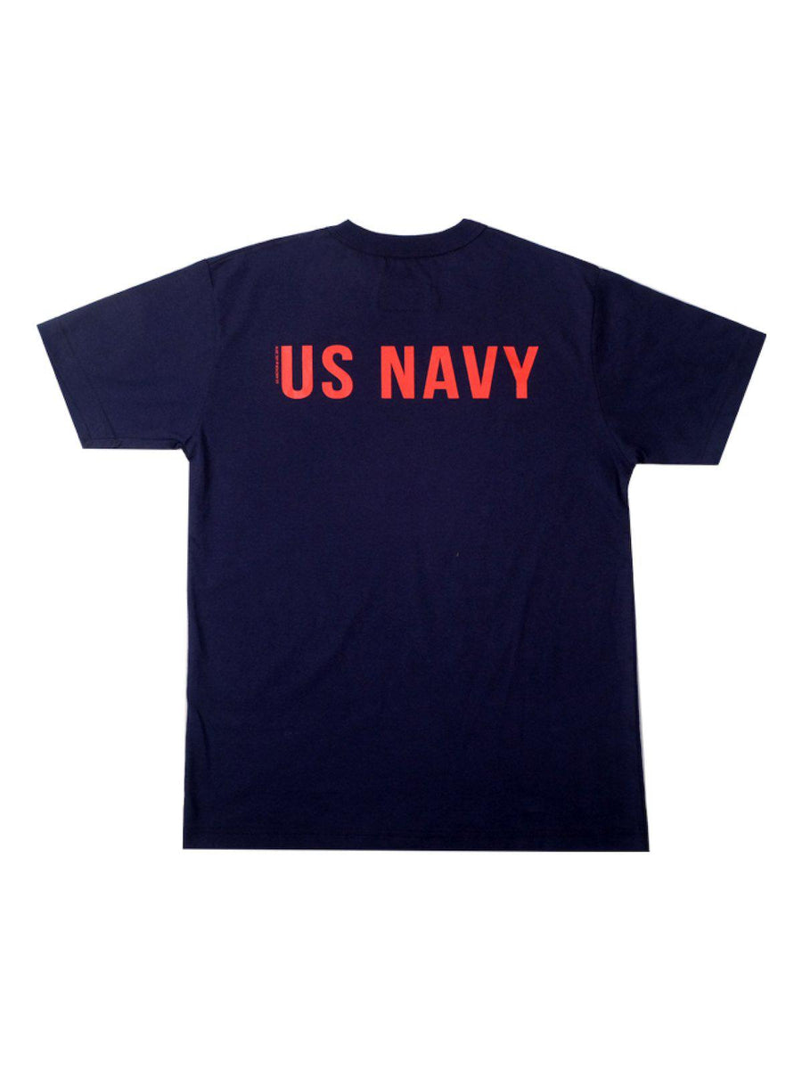 US Comp4ny US NAVY Tees Navy - MORE by Morello - Indonesia