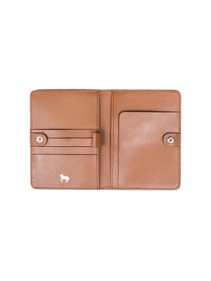 The Horse Passport Cover Tan - MORE by Morello - Indonesia