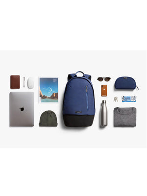 Bellroy Campus Backpack Ink Blue - MORE by Morello Indonesia