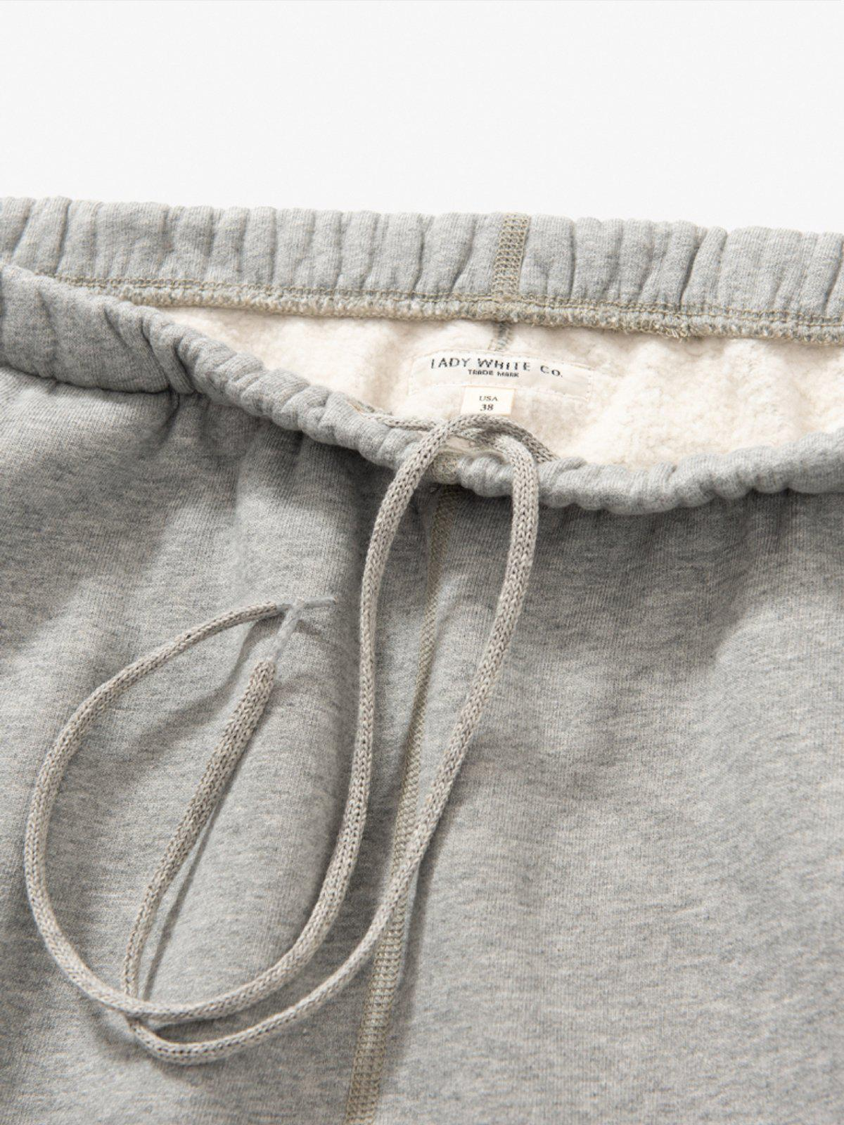 Lady White Co. Sweatpant Heather Grey - MORE by Morello Indonesia