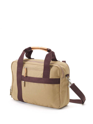 Qwstion Office Bag Organic Camel - MORE by Morello - Indonesia