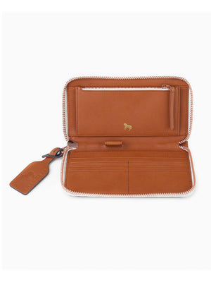 The Horse Block Wallet Tan - MORE by Morello Indonesia