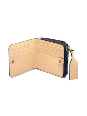 The Horse Mini Block Wallet Taupe - MORE by Morello - Indonesia