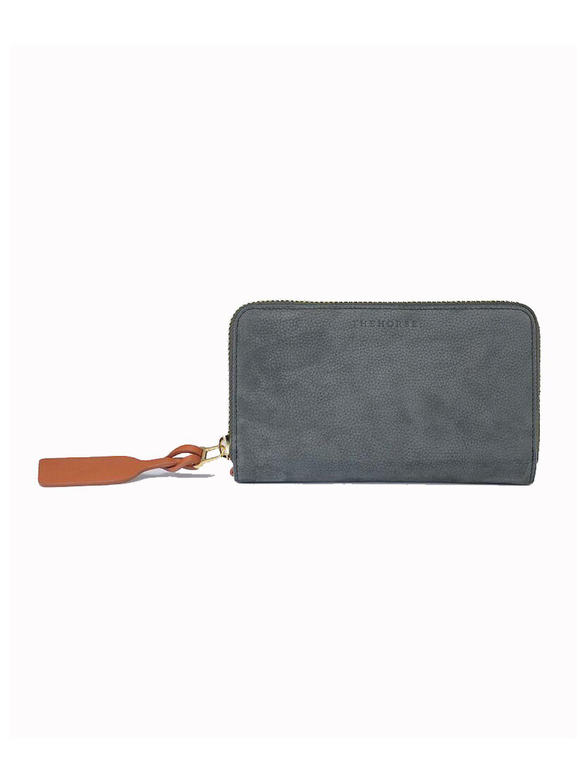 The Horse Block Wallet Moss Green - MORE by Morello Indonesia