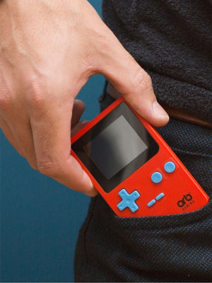 Orb Gaming Retro Handheld Console - MORE by Morello Indonesia