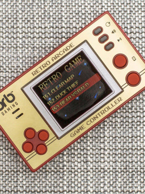 Orb Gaming Retro Pocket Games with LCD Screen - MORE by Morello Indonesia