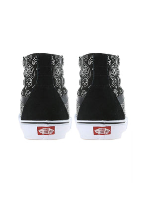 Vans SK8 HI Reissue Bandana-Sneakers-Vans-US 8.5-MORE by Morello