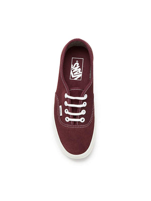 14579e0c4112 Vans Authentic Trainers Varsity Suede Red - MORE by Morello Indonesia