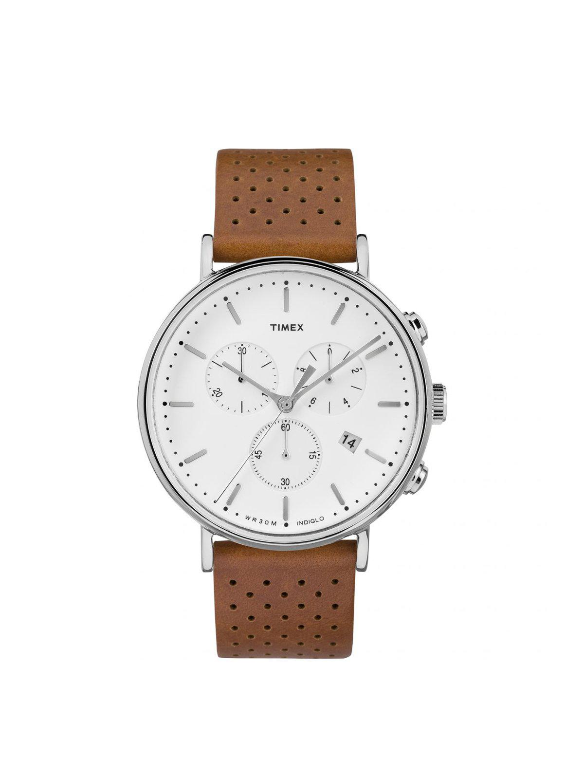 Timex Fairfield Weekender Chronograph TW2R26700 41mm - MORE by Morello Indonesia