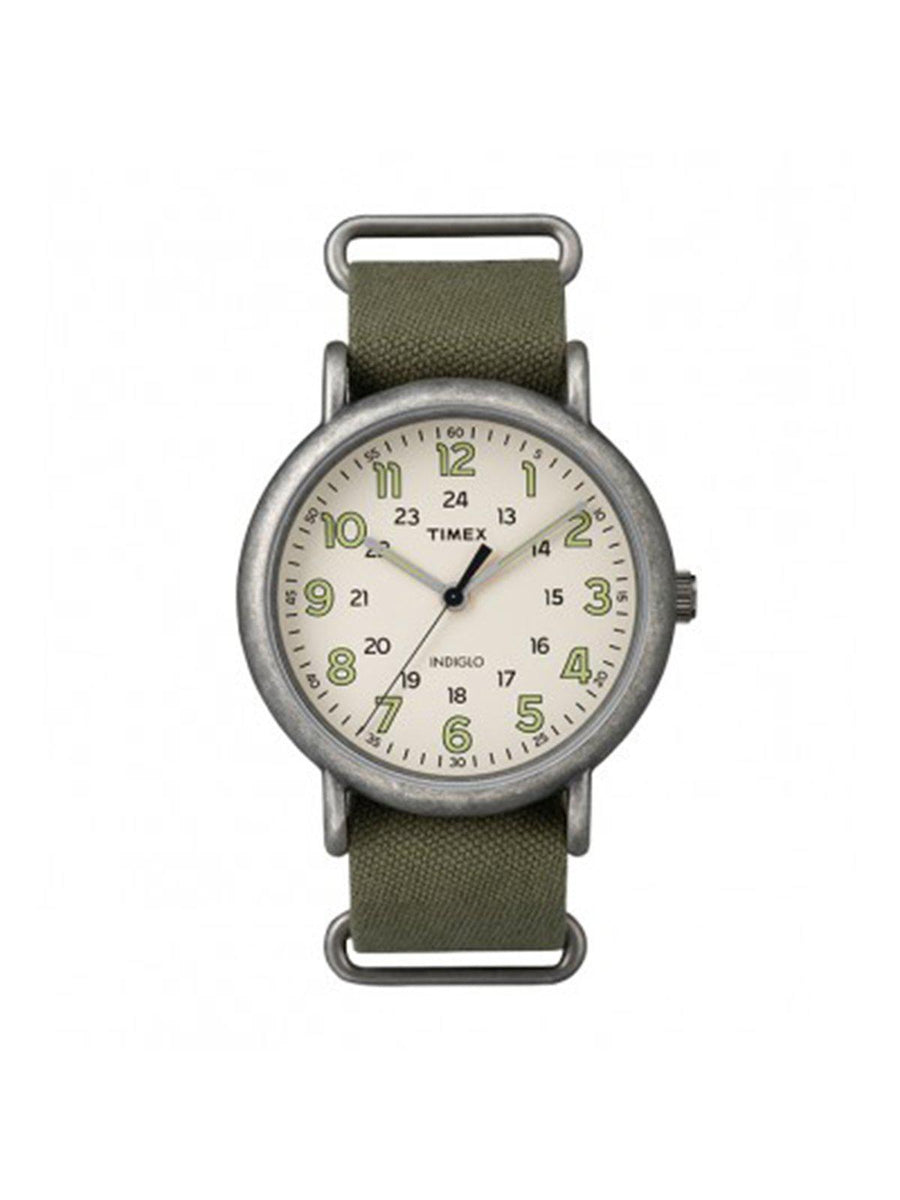 Timex Weekender Slip Thru TW2P85900 40mm - MORE by Morello - Indonesia