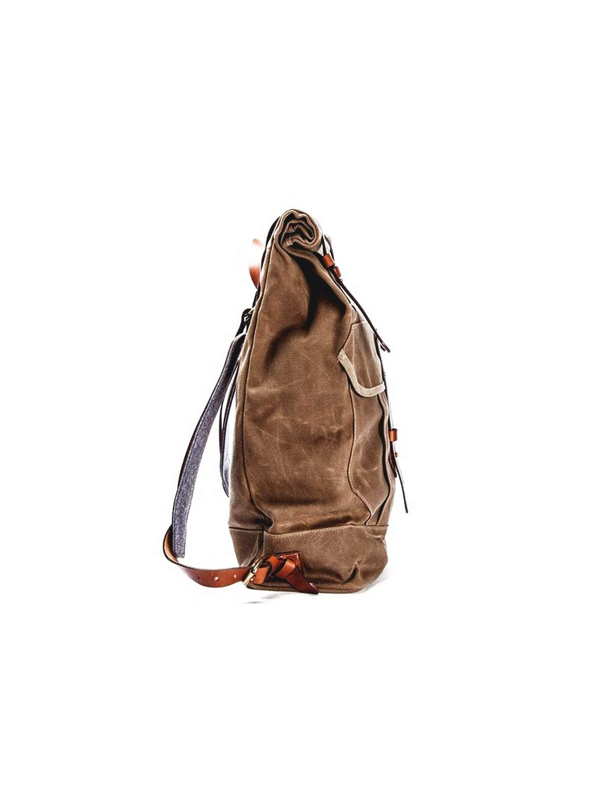 d69a83a59 Tanner Goods Wilderness Rucksack Waxed Field Tan - MORE by Morello -  Indonesia