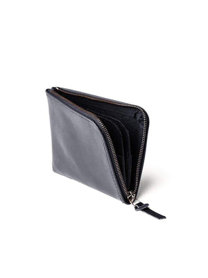 Tanner Goods Universal Zip Wallet Black-Wallets-Tanner Goods-MORE by Morello
