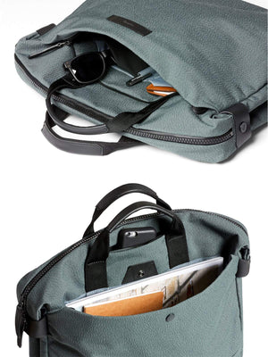 Bellroy Duo Work Bag Moss Grey - MORE by Morello - Indonesia