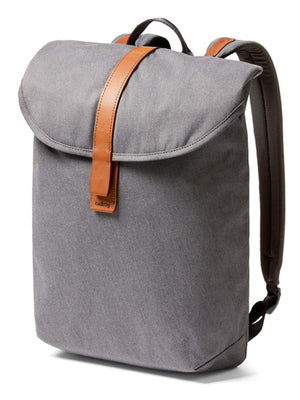 Bellroy Slim Backpack Mid Grey - MORE by Morello Indonesia