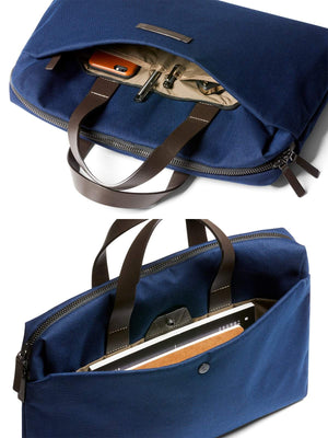 Bellroy Slim Work Bag Navy - MORE by Morello Indonesia