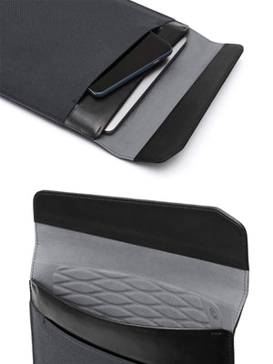 Bellroy Laptop Sleeve Extra 15 Inch Charcoal Woven - MORE by Morello Indonesia