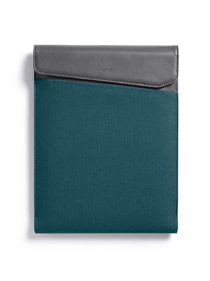 Bellroy Laptop Sleeve Extra 15 Inch Teal Woven - MORE by Morello
