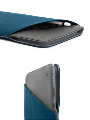 Bellroy Tablet Sleeve Extra 13 Inch Teal Woven - MORE by Morello