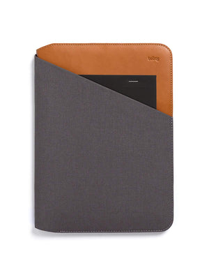 Bellroy Tablet Sleeve Extra 13 Inch Warm Grey Woven - MORE by Morello