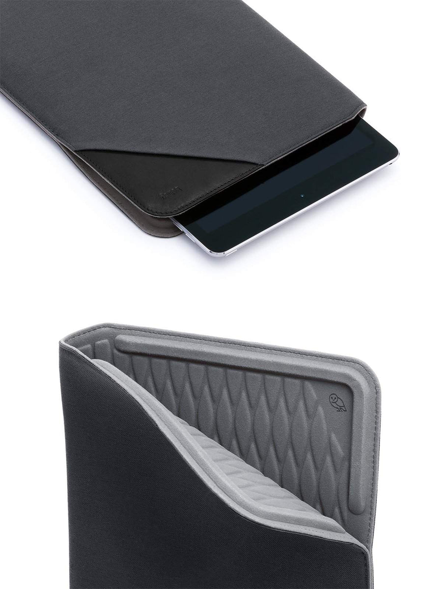 Bellroy Tablet Sleeve 10 Inch Charcoal Woven - MORE by Morello