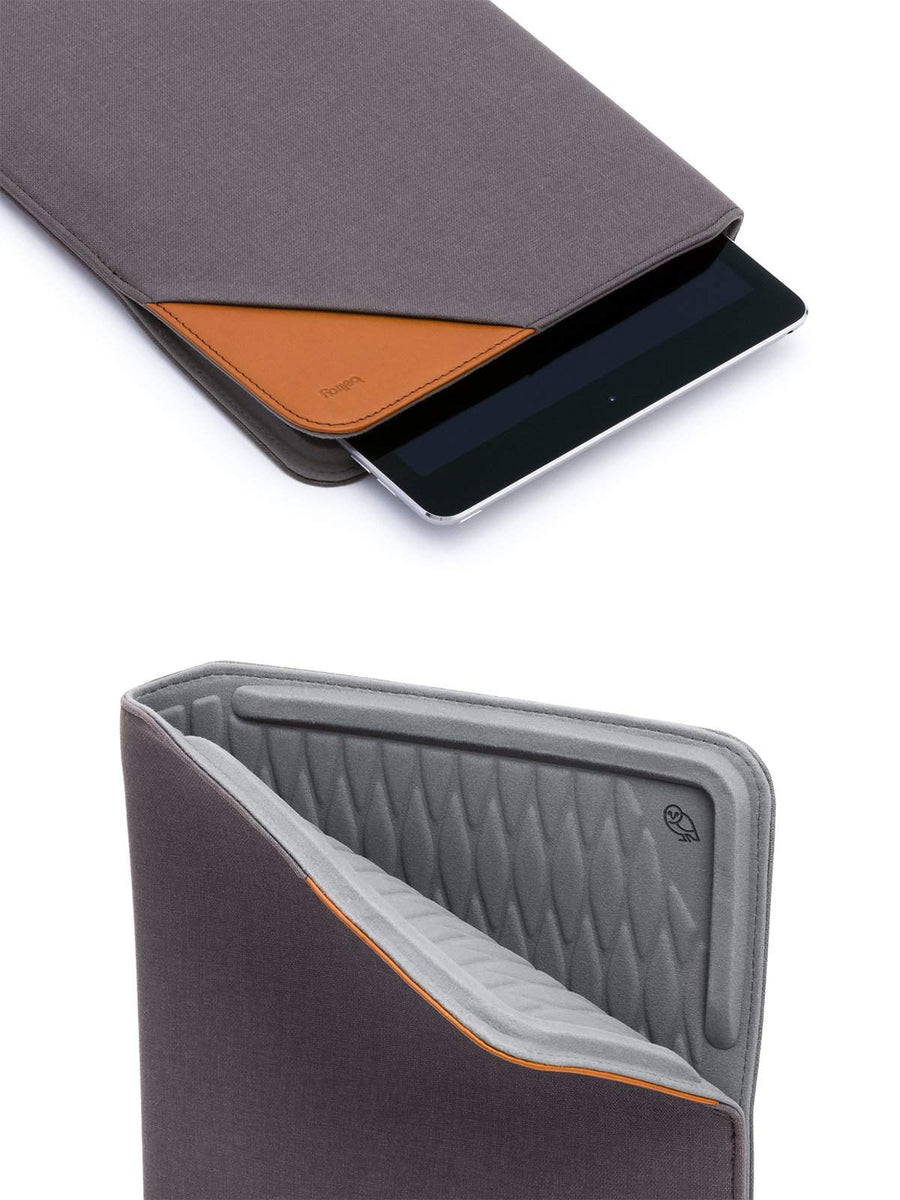 Bellroy Tablet Sleeve 10 Inch Warm Grey Woven - MORE by Morello