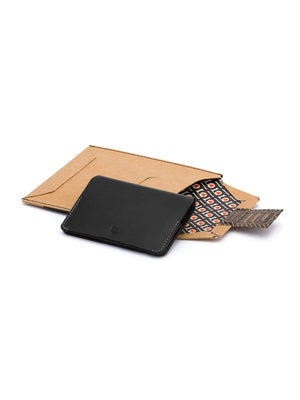 Bellroy Card Holder Black - MORE by Morello