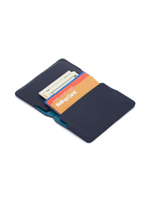 Bellroy Card Holder Bluesteel - MORE by Morello Indonesia