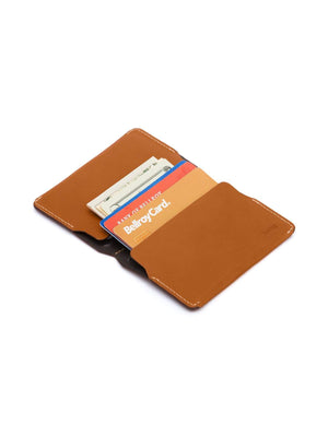 Bellroy Card Holder Caramel - MORE by Morello Indonesia
