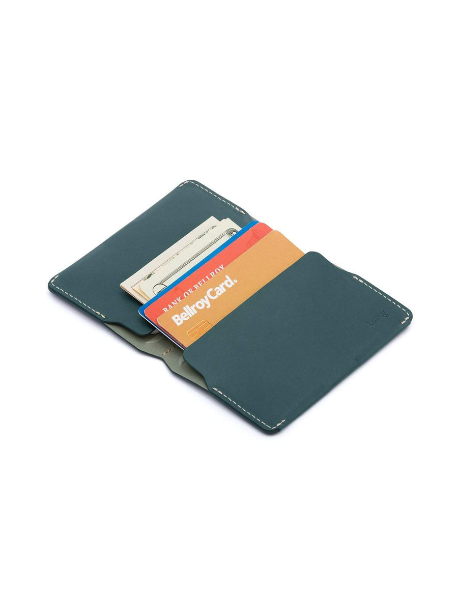 Bellroy Card Holder Teal - MORE by Morello