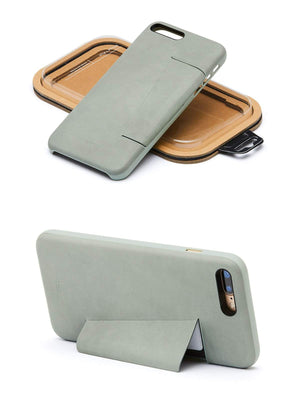 Bellroy Phone Case 3 Card iPhone 7 / 8 Plus Eucalyptus - MORE by Morello Indonesia