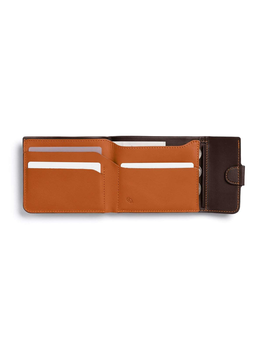 Bellroy Coin Fold Wallet Java - MORE by Morello - Indonesia